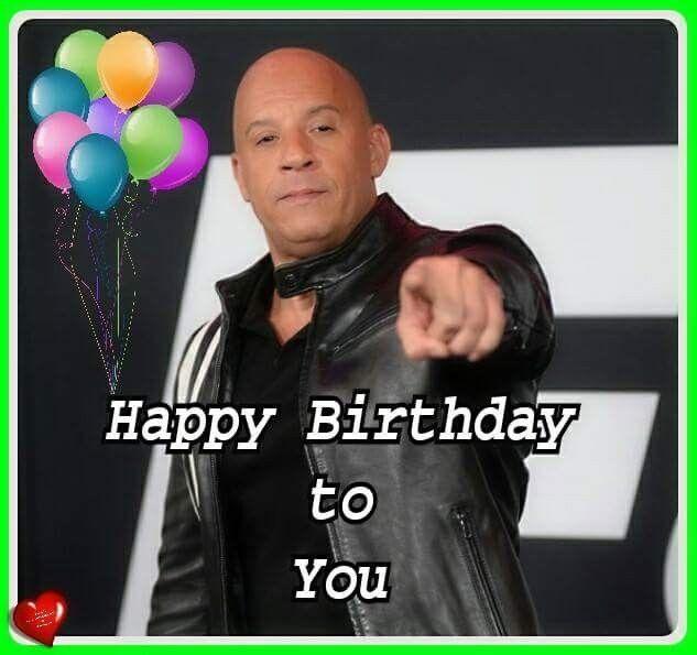 Vin Diesel | Geburtstag, Geburt