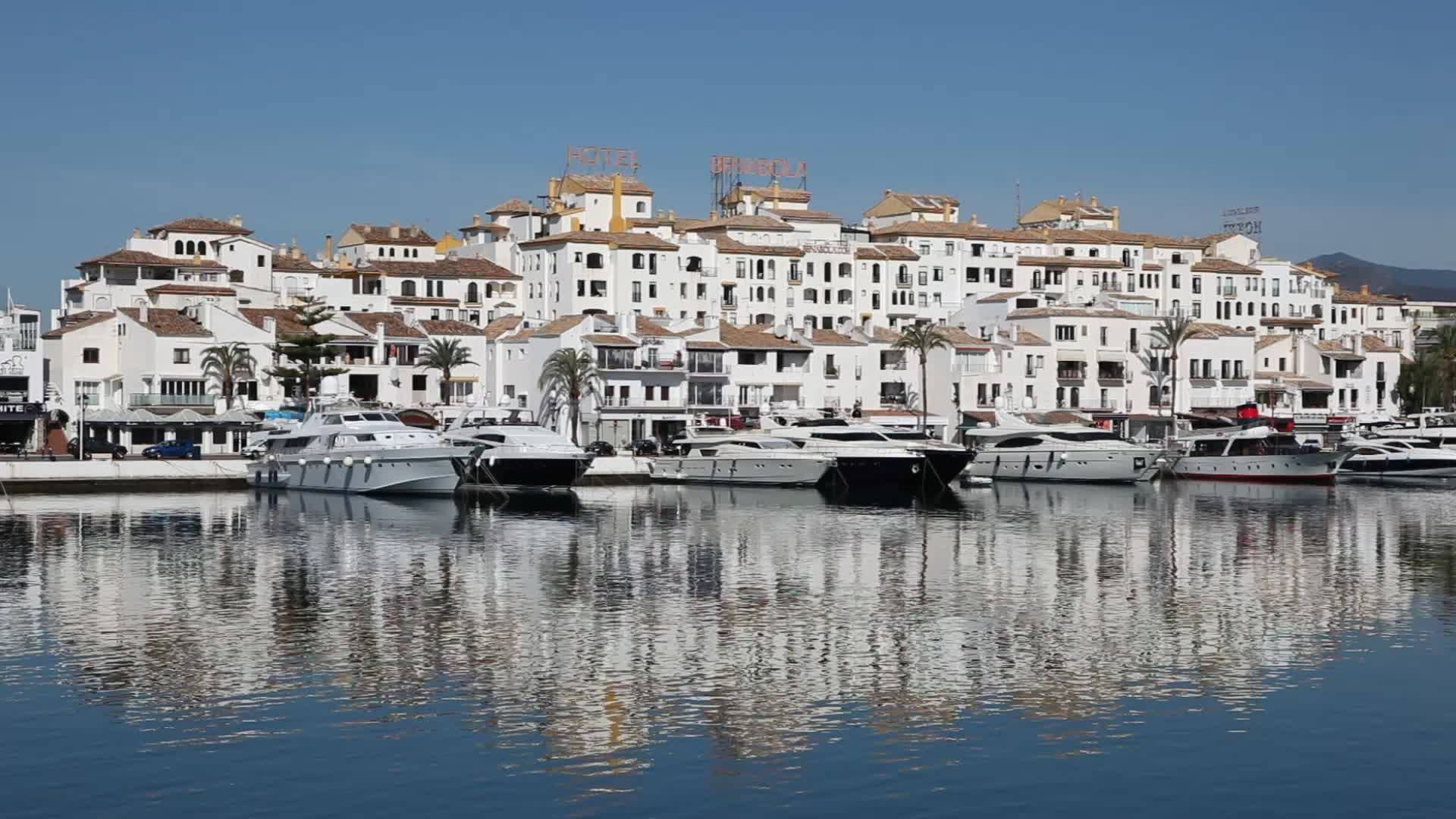165492 puerto banus spain wallpaper 1920 1080 - Puerto banus marbella ...