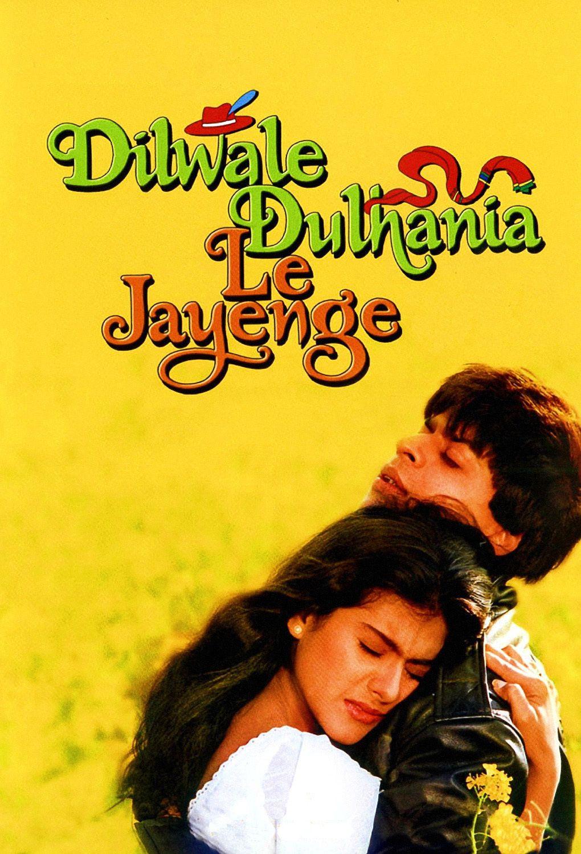 Hd Torrent Full Hindi Movies: Dilwale Dulhania Le Jayenge (1995) -720p HD