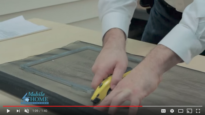 Looking to build a new screen from scratch? Watch our DIY video!