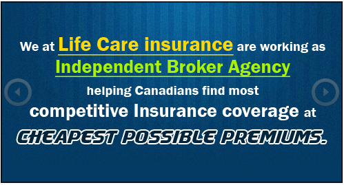 We at Life Care Insurance Ontario (Affordable Insurance ...