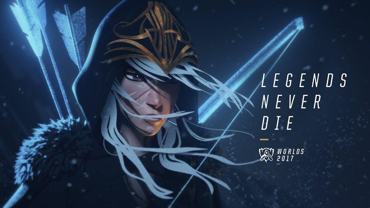 Legends Never Die [Alan Walker Remix] - League of Legends