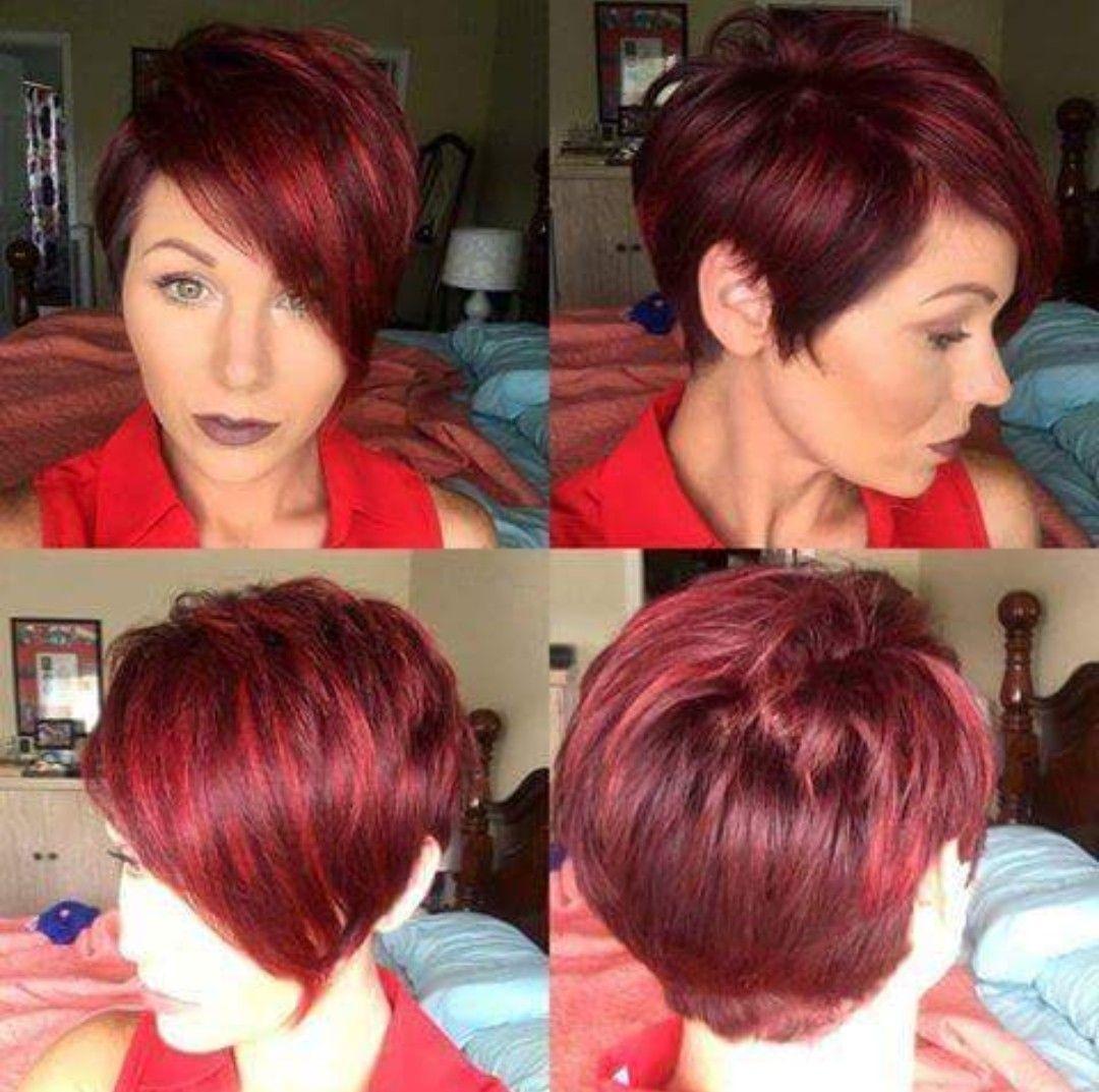 Pin by jamilah leche on short hair pinterest hair short hair