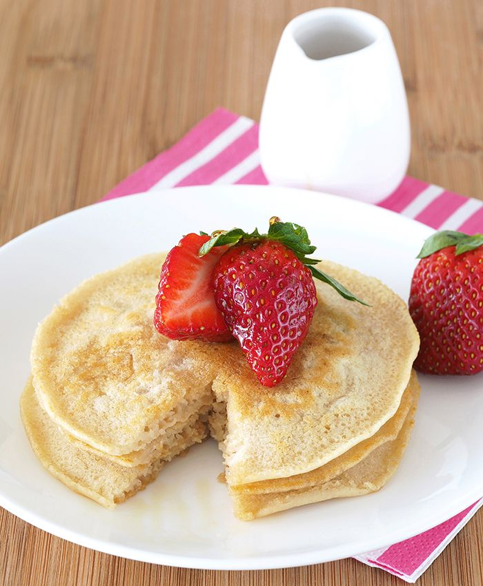 Simple vegan pancakes for one recipe pancakes vegans and vegan a single serving recipe for eggless dairy free and vegan pancakes the batters also ccuart Images