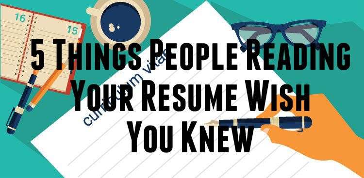 Are you guilty of these resume mistakes?   REAL WORLD WISDOM Job - resume mistakes