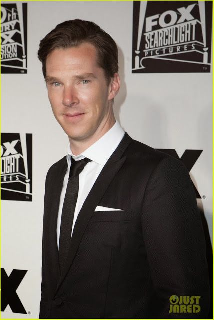 Celeb Diary: Benedict Cumberbatch @ Fox and FX After Party