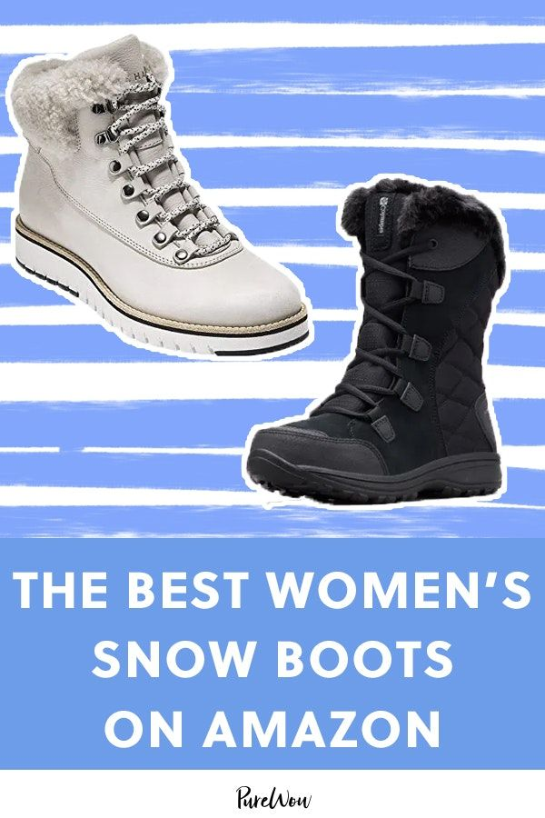 FOR U DESIGNS Cool Snake Skin Print Womens Cold Weather Winter Warm Snow Boots