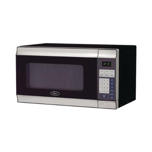 Oster Am780ss Steel Microwave 07cf 700w One Touch Presets Continue To The Product Countertop Microwave Oven Countertop Microwave Stainless Steel Microwave