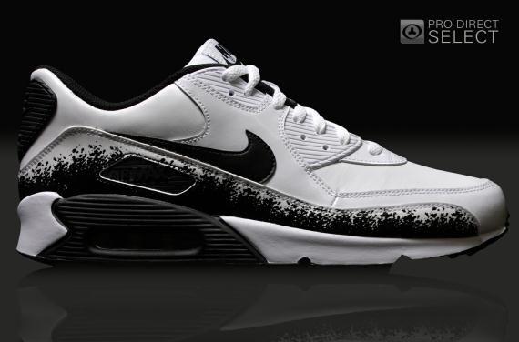 A Pair of Bad boy Nike Air Max