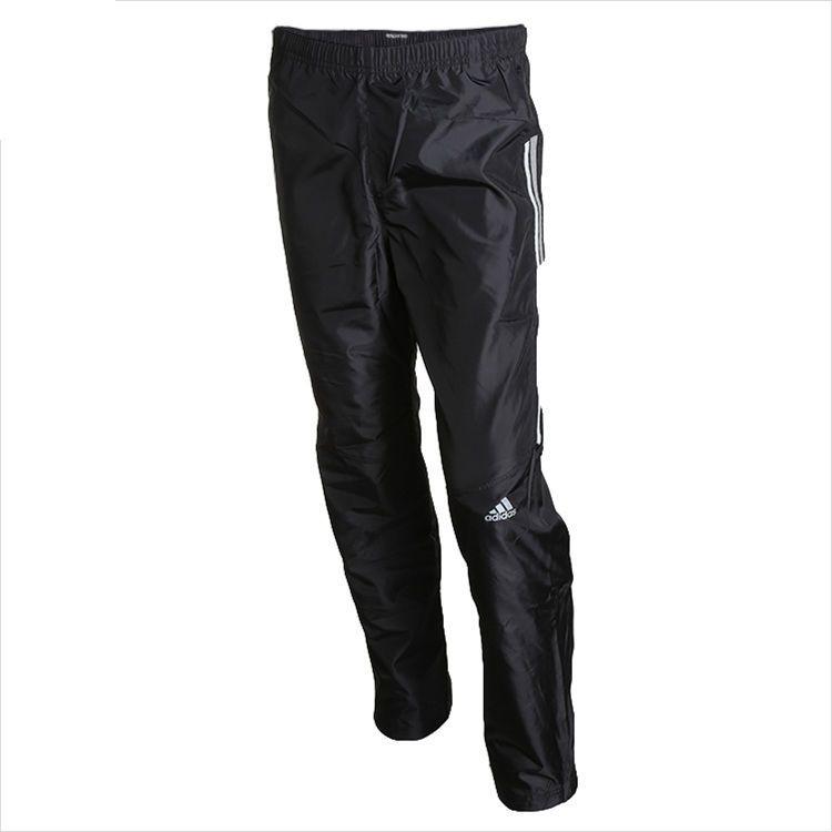 adidas Classic Wind Black Pants | Zumiez