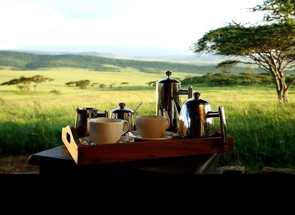 Bom dia...from África!