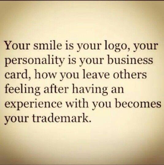 Smile Trademark Business Card Realtor Information Pinterest - resume definition