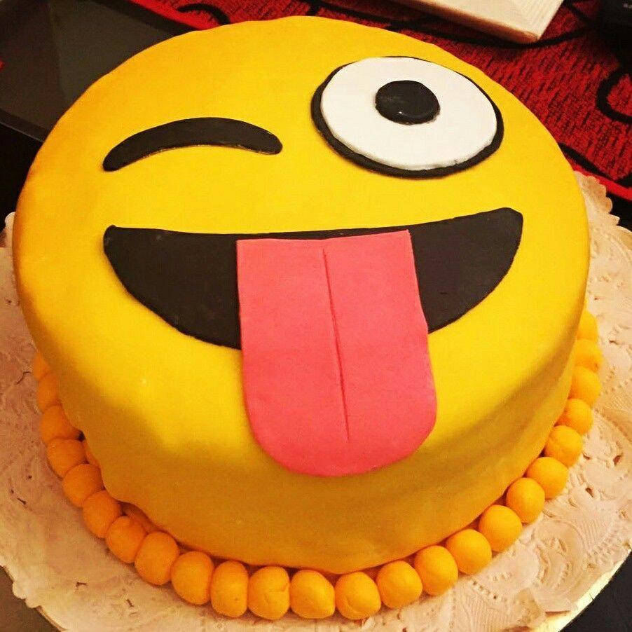 Emoji cake emojicakebirthdays in 2020 Emoji cake, Emoji