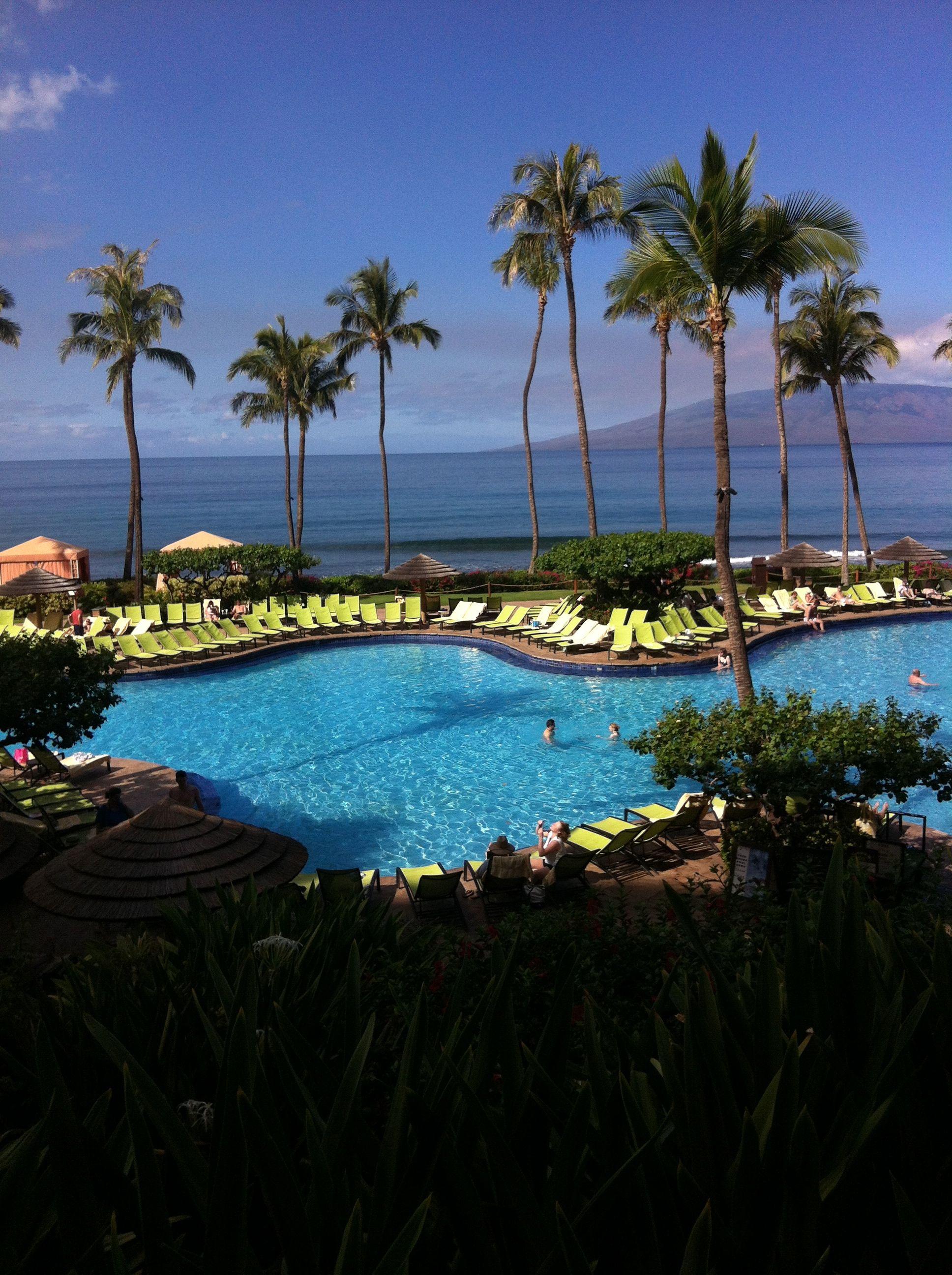 the beautiful hyatt regency maui, our host hotel for the 2013