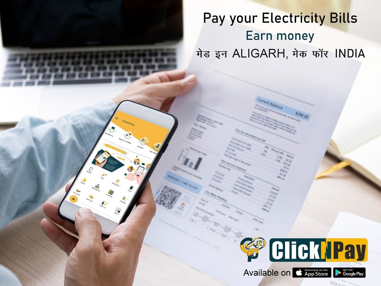 How To Earn Money By Paying Electricity Bill