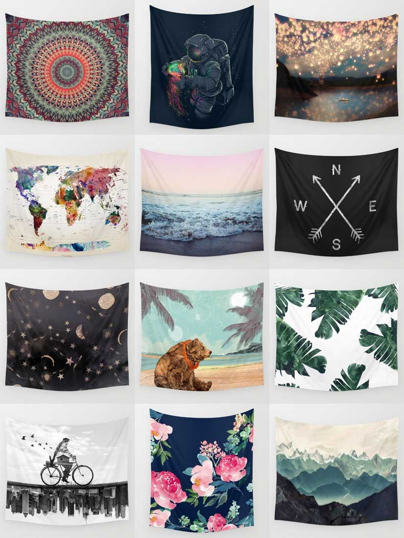 Society6 Wall Tapestries   Society6 Is Home To Hundreds Of Thousands Of  Artists From Around The