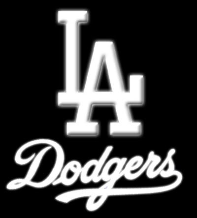 La Dodgers Logo Black And White Dodgers Dodgers Girl La Dodgers Baseball