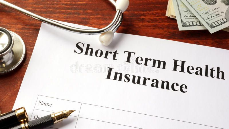 Short Term Health Insurance Policy Short Term Health Insurance