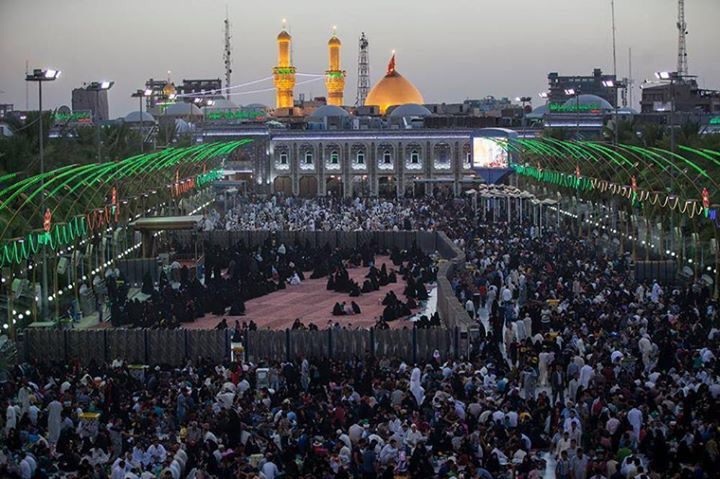 Ramazan In Karbala Shrine Of Sayed Ul Shuhada A S And Abul Fadhl A S