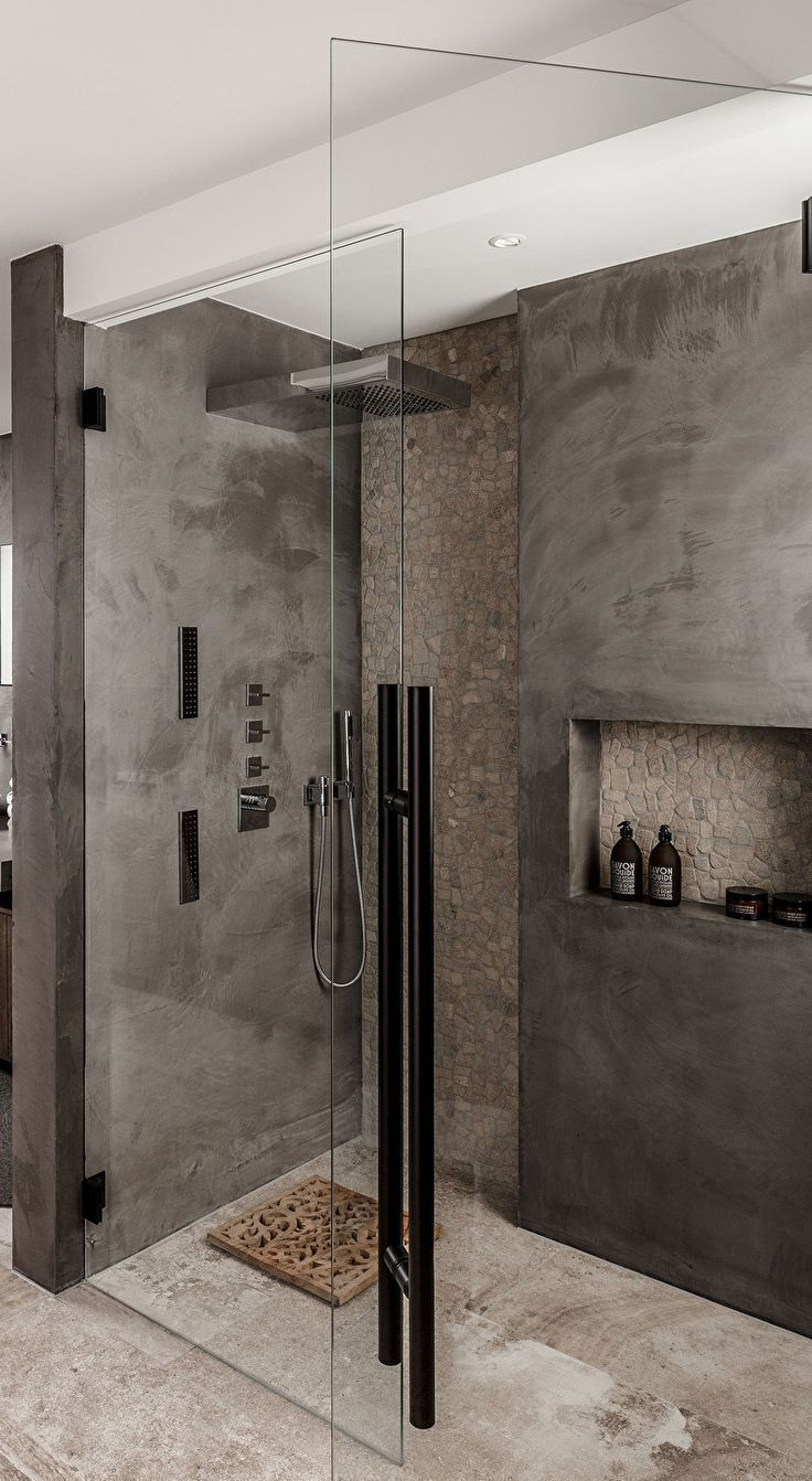 Photo of 32 ideas for the bathroom shower that will inspire you – Nail Effect – Bathroom – # …
