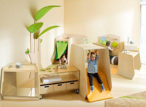 haba grandir par nature mobilier cr che maternelle bois design enfant. Black Bedroom Furniture Sets. Home Design Ideas