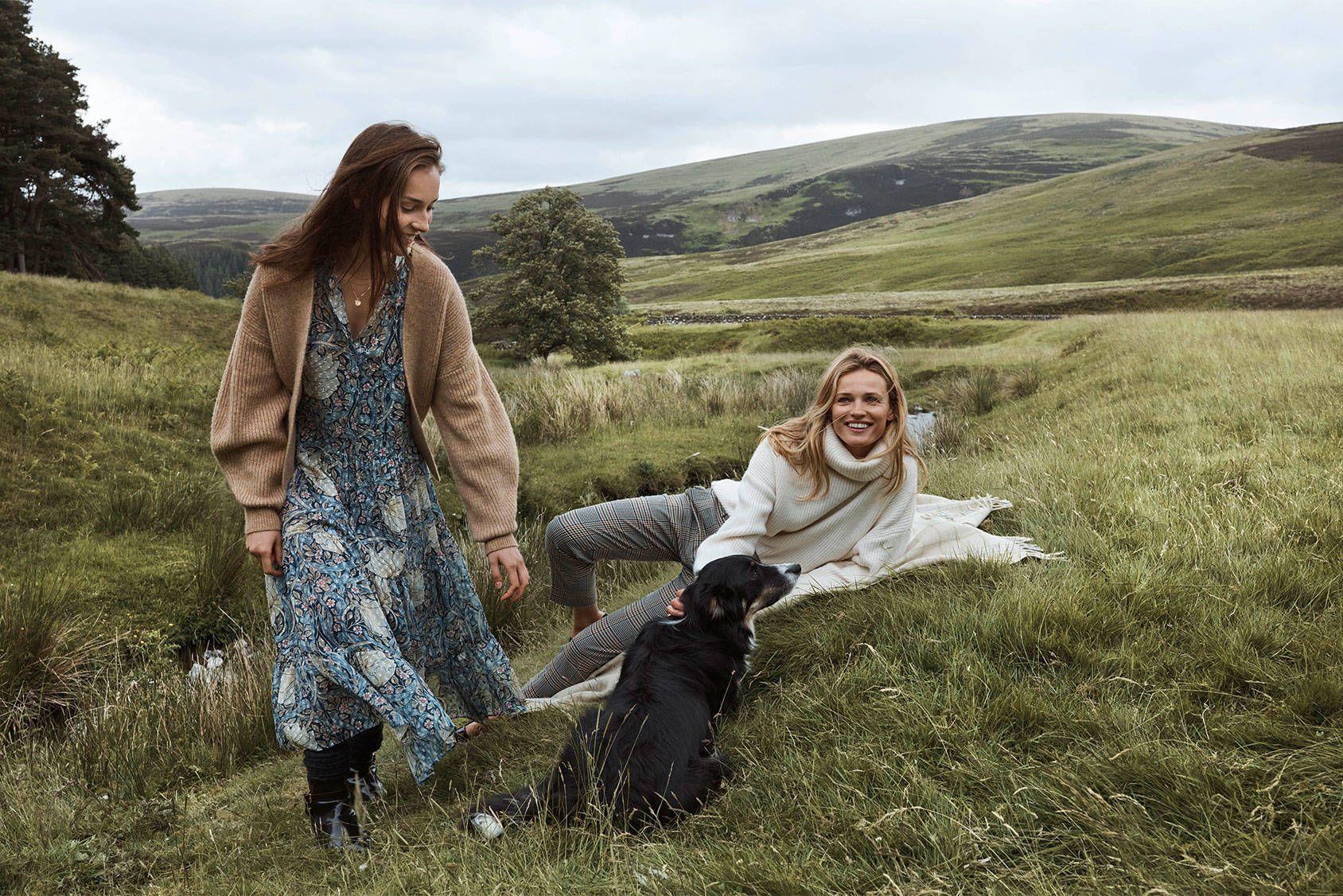 Introducing Morris & Co x H&M H&M US Fashion, Campaign
