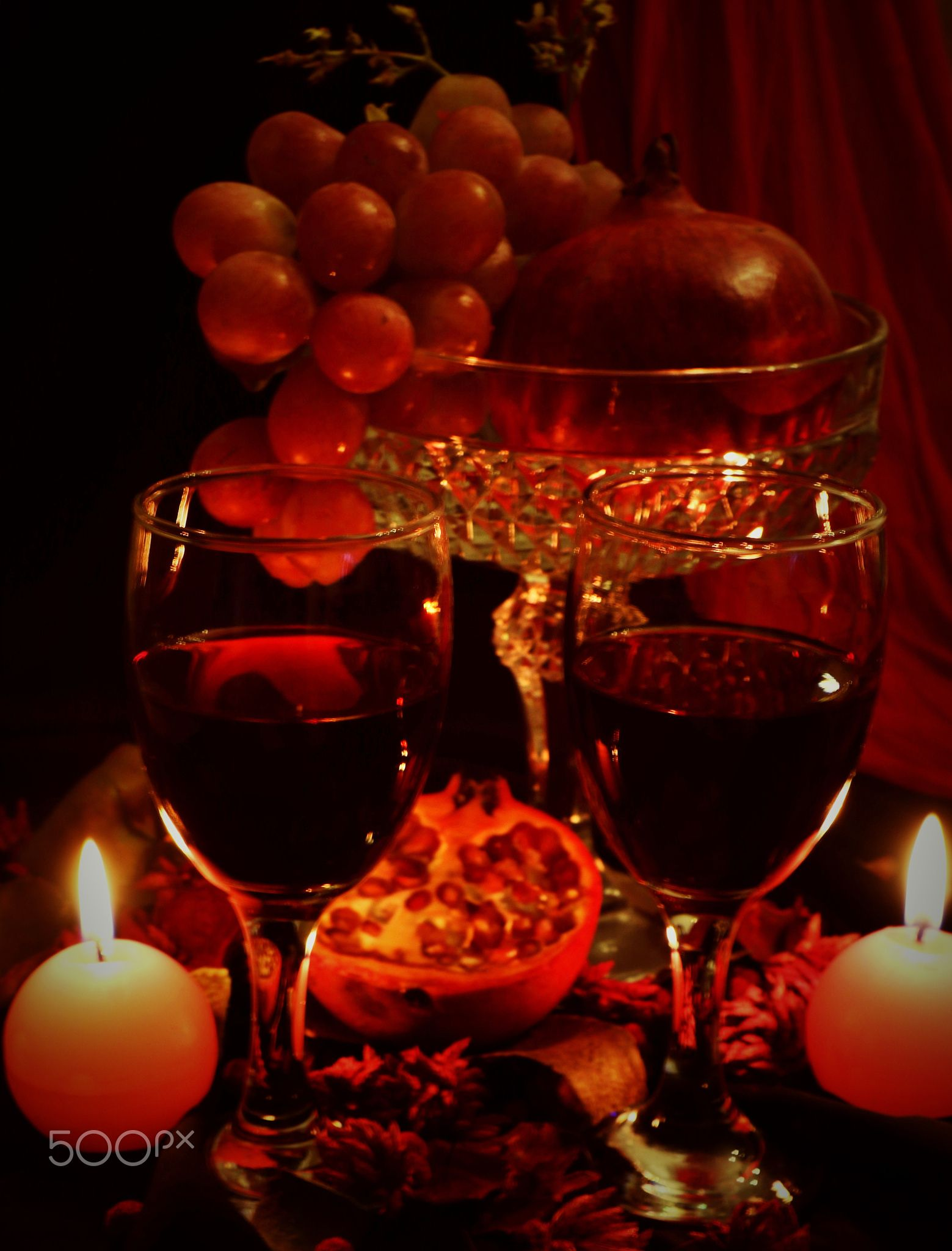Passion Wine Glasses Wine Recipes Food Photography