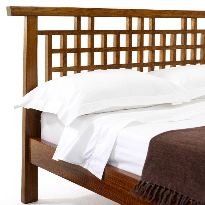 Lattice Bed Headboard Bamboo Headboard Beds And Headboards