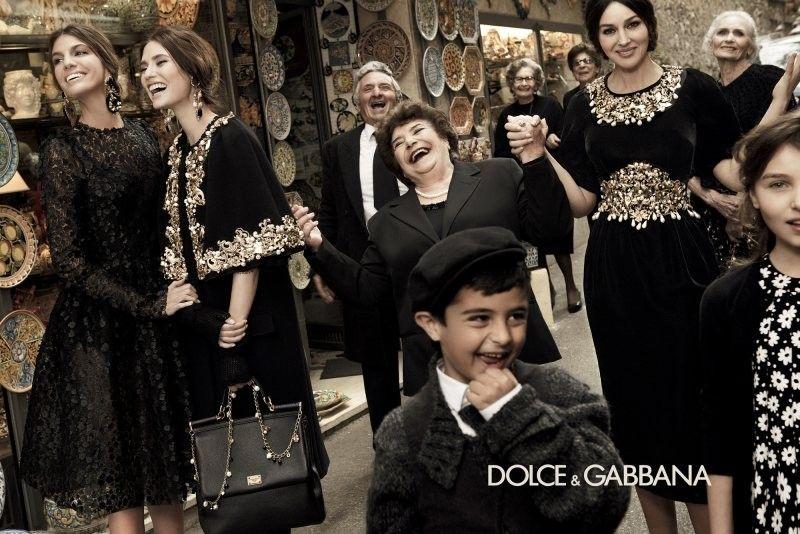 Dolce & Gabbana FW 2012-13
