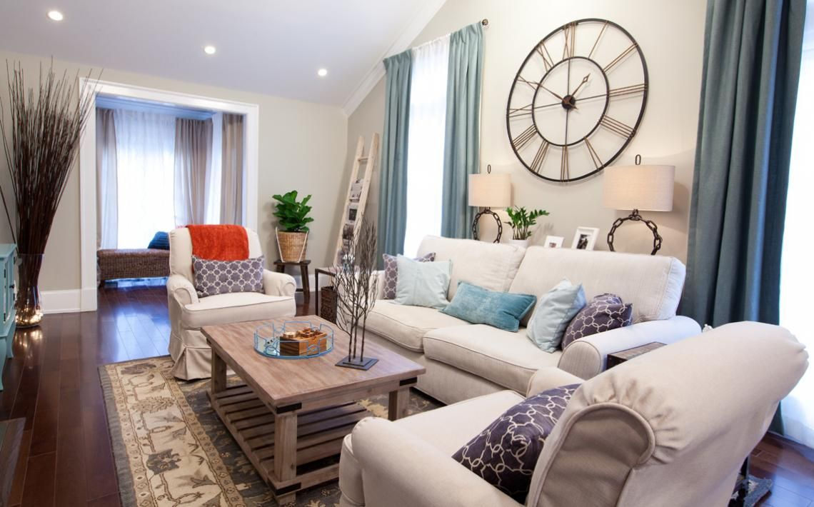 Property Brothers Episode 405 House Designs Home Living Room