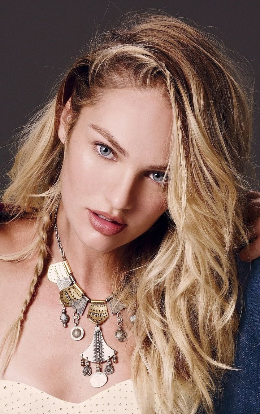 Candice Swanepoel Jeans Shirt Blonde 2018 840x1336 Wallpaper Celebrity Wallpapers Model Gorgeous Blonde