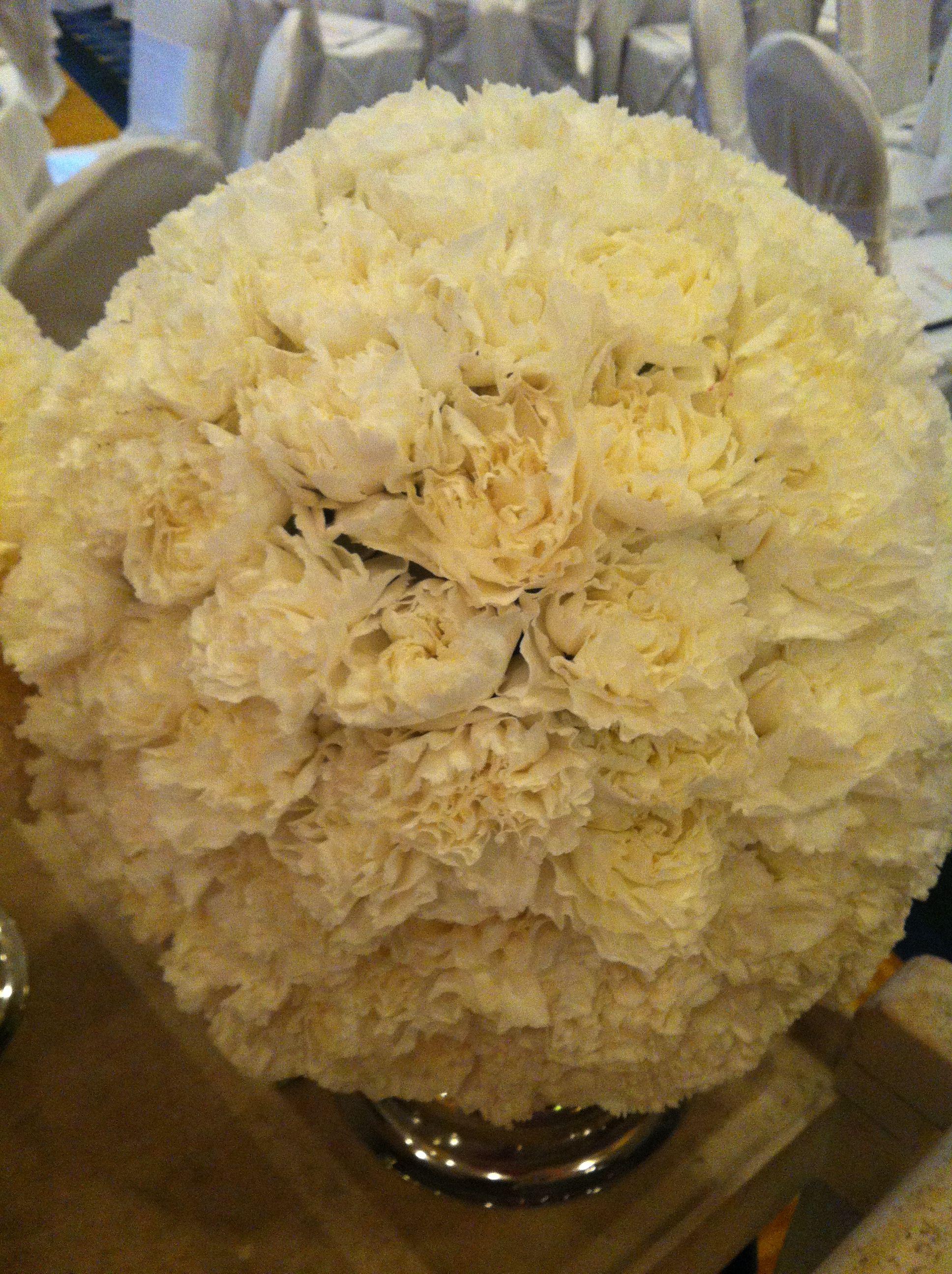 Carnation ball