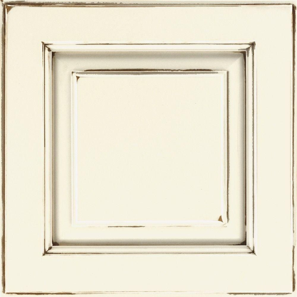 Thomasville Classic 14 5x14 5 In Cabinet Door Sample In Plaza Maple Cotton With Toasted Almond In 2020 Thomasville Glazed Kitchen Cabinets Cabinet Doors
