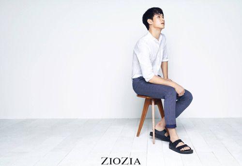 Kim Soo Hyun - Ziozia (Summer '15)