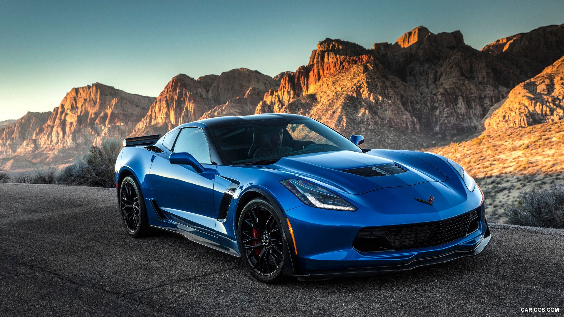 Merveilleux 2015 Chevrolet Corvette Z06   Front | HD Wallpaper #101