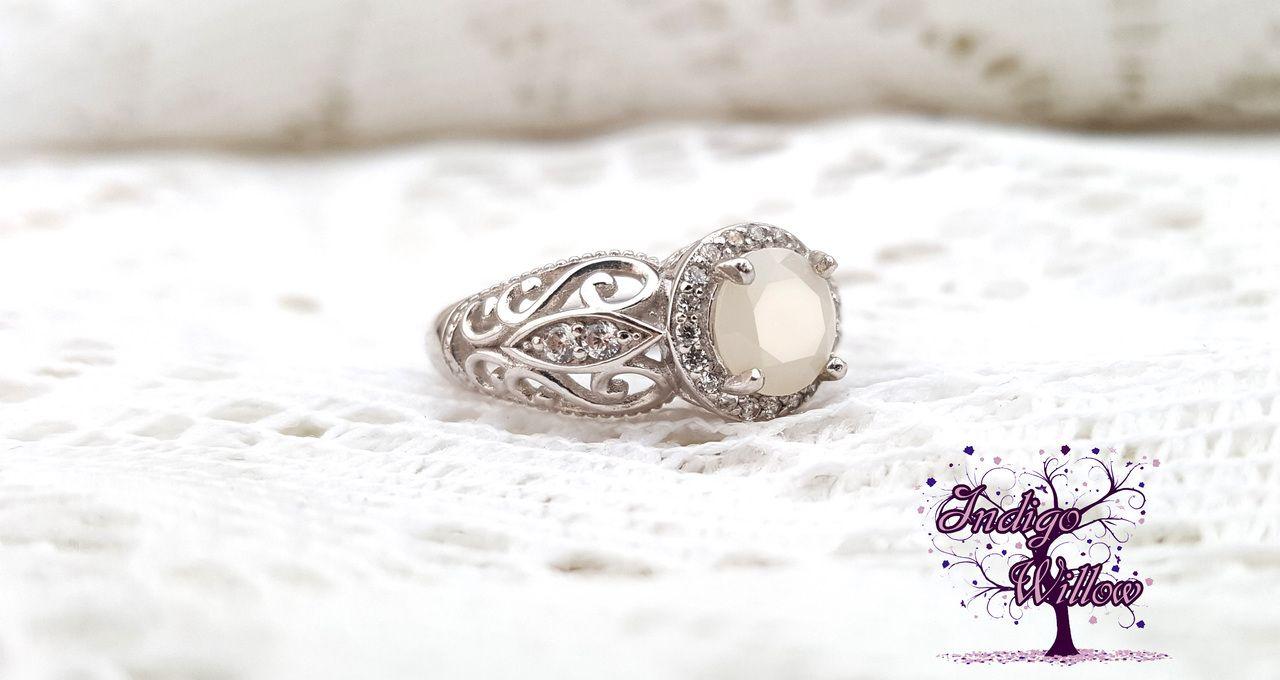 Clair De Lune Breast Milk Ring Breast Milk Jewelry Pinterest
