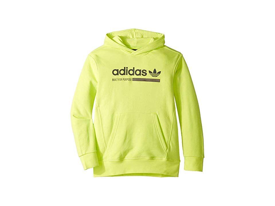 semi frozen yellow hoodie
