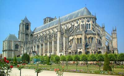 Bourges Cathedral Cathedral Bourges World Heritage Sites