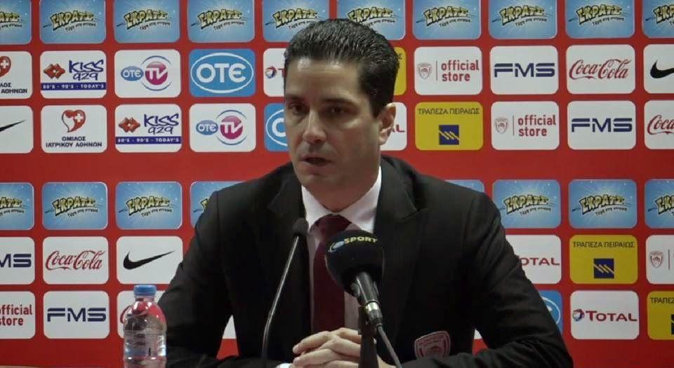 RedTheos24: Σφαιρόπουλος: «Είχαμε μεγάλη ωριμότητα και μεγάλη ...