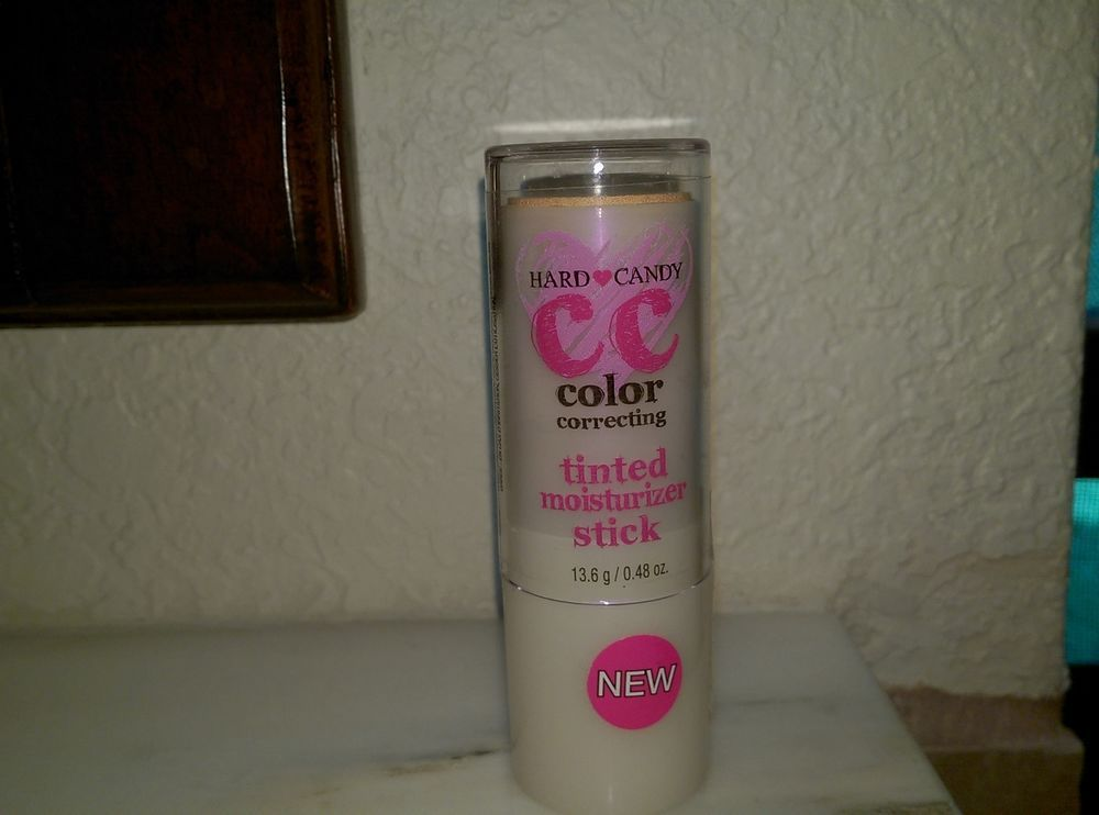Hard Candy CC Color Correcting Tinted Moisturizer Stick * Medium # 832* #HardCandy