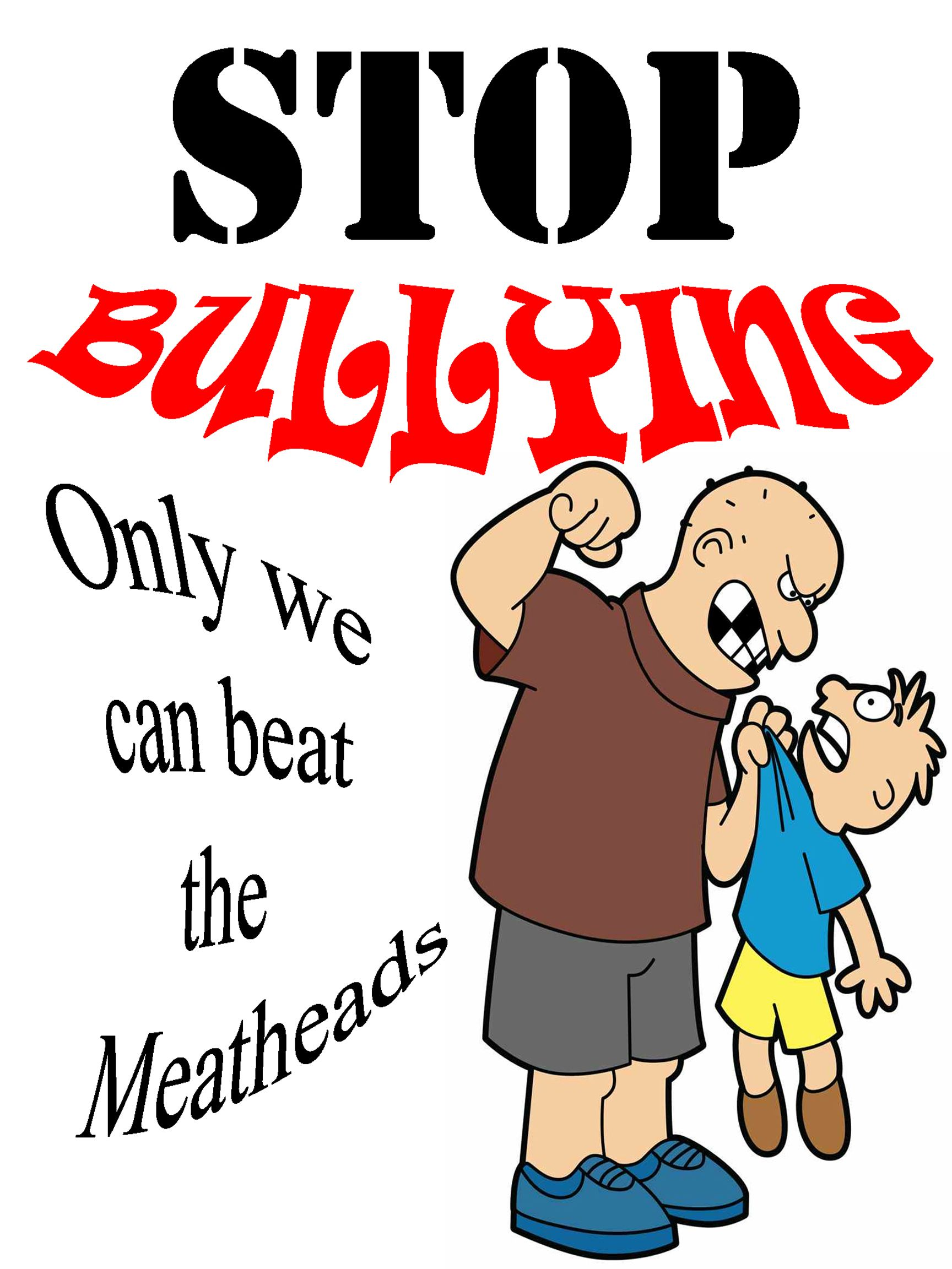 My Computer Graphics Class Posters Class Poster Stop Bullying Bullying