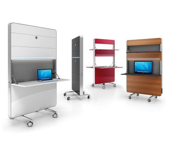 Puestos de trabajo móviles | Mesas de oficina | Nomado | Mobica. Check it out on Architonic