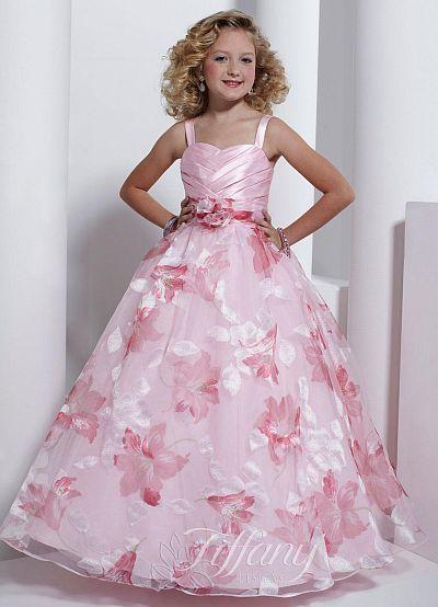 Princess Dress For Girls - Qi Dress