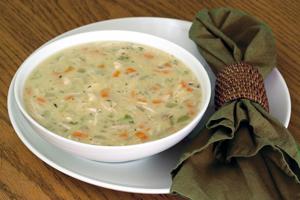 Paleo Cream of Chicken Soup