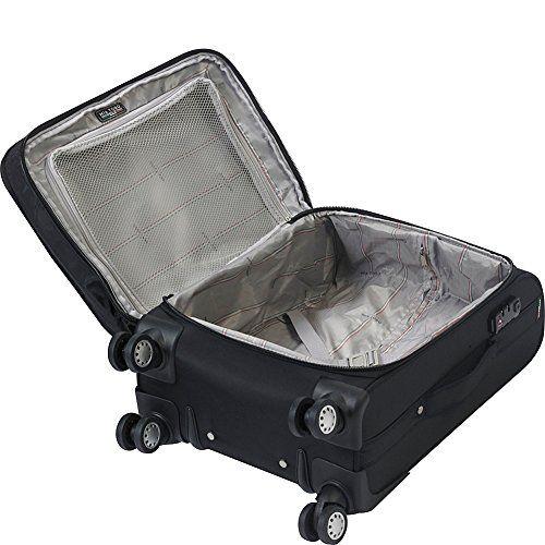 Mia Toro Madesimo Softside Luggage Set