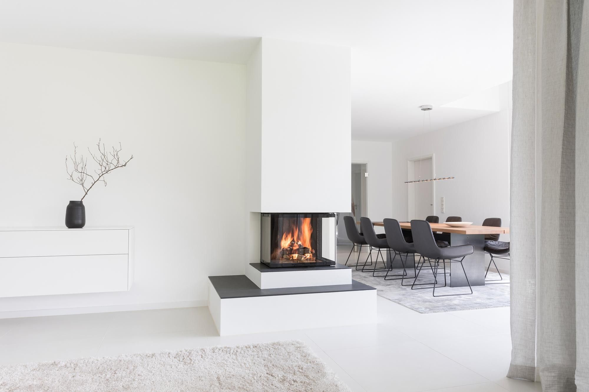 chemin es chemin e kamin ofen kamin pinterest. Black Bedroom Furniture Sets. Home Design Ideas