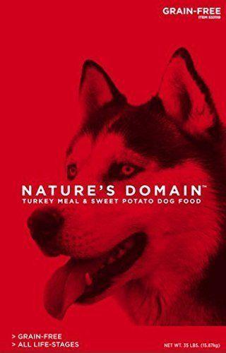 Kirklans Signature Natures Domain Turkey Dog Food 35 Lb Want