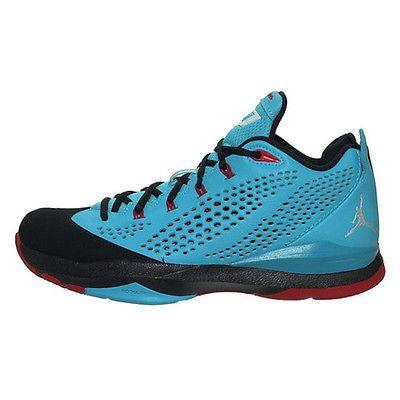 promo code df88d 34e2f ... closeout nike jordan cp3.vii mens 616805 402 gamma blue basketball  shoes sneakers sz 10