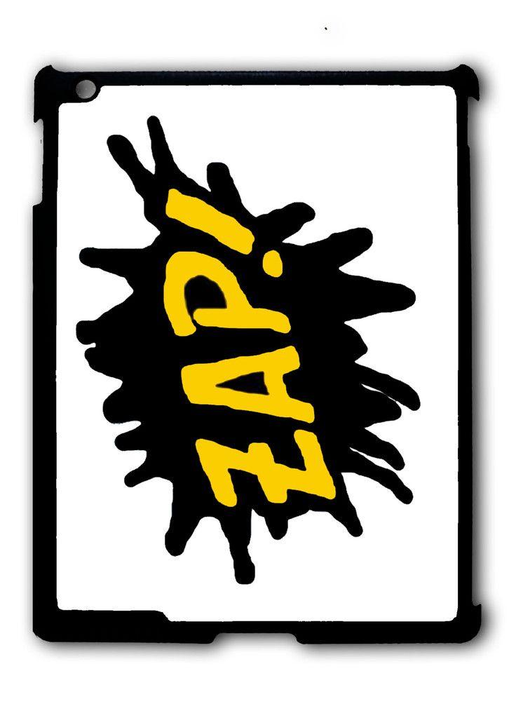 Zap Tattoo Ipad Case, Available For Ipad 2, Ipad 3, Ipad 4 , Ipad Mini And Ipad Air