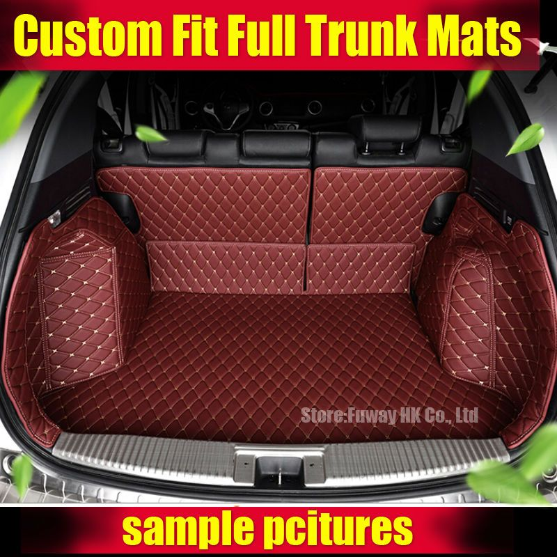 Fit Right Hand Drive Steering Car Trunk Mats For Kia Sorento